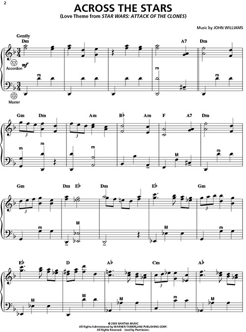 may the force be with you john williams piano pdf