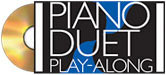 Logo Piano Duet Play-Along